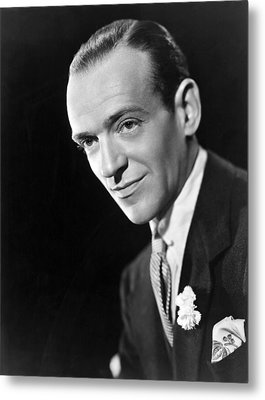 Broadway Melody Of 1940, Fred Astaire Metal Print by Everett
