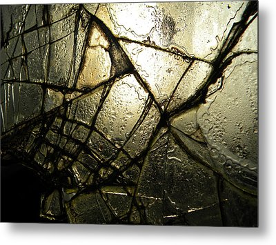 Broken Dreams Metal Print by Julianna Horvath