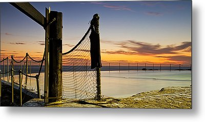 Brontes' Peace Metal Print by Mark Lucey