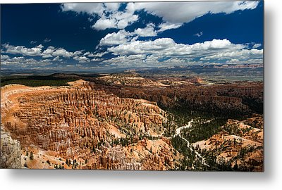Bryce Canyon Ampitheater Metal Print