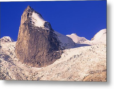Bugaboo Spire Metal Print by Bob Christopher