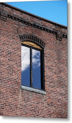 Metal Print featuring the photograph Building Series - Sky Views by Kathleen Grace