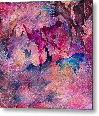 Butterfly Metal Print by Rachel Christine Nowicki