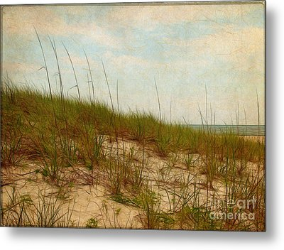 By The Sea Metal Print by Judi Bagwell