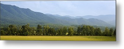 Cades Cove Metal Print by James Massey