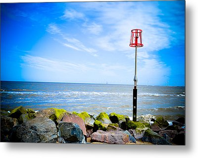 Caister On Sea Metal Print by Ruth MacLeod