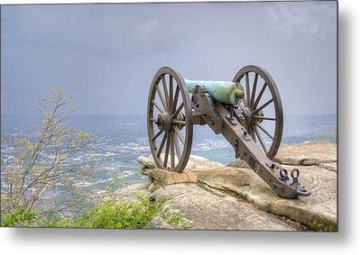 Cannon 2 Metal Print by David Troxel
