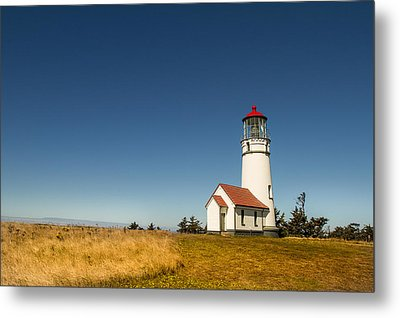 Metal Print featuring the photograph Cape Blanco Lighthouse by Randy Wood