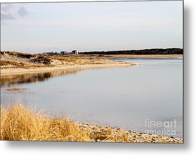 Cape Cod Summer Metal Print by Eric Chapman
