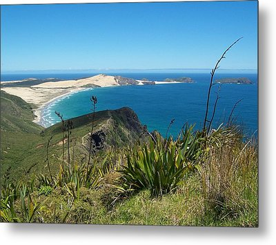 Metal Print featuring the photograph Cape Reinga - North Island by Peter Mooyman