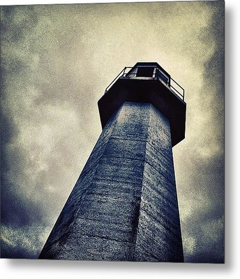 Cape Spear, Newfoundland Lighthouse Metal Print by Christopher Campbell