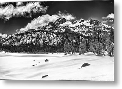 Caples Lake Metal Print