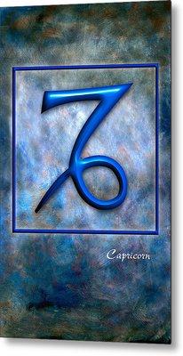 Capricorn  Metal Print by Mauro Celotti
