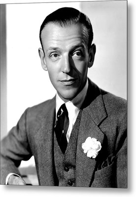 Carefree, Fred Astaire, 1938 Metal Print by Everett