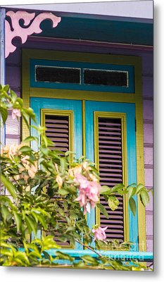 Caribbean Blue Metal Print by Rene Triay Photography