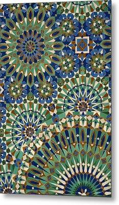 Casablanca, Morocco Metal Print by Axiom Photographic
