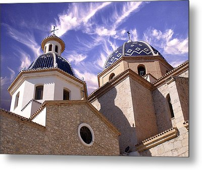 Metal Print featuring the photograph Cathedral by Rod Jones