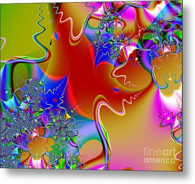 Celebration . S16 Metal Print by Wingsdomain Art and Photography