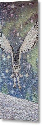 Celestial Swoop Metal Print by Thomas Maynard