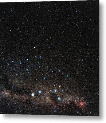 Centaurus Constellation Metal Print by Eckhard Slawik
