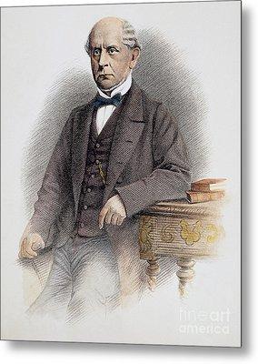 Charles Francis Adams Metal Print by Granger