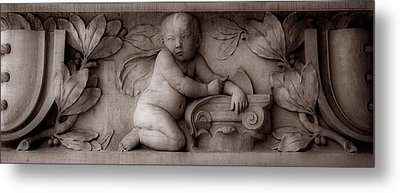 Cherubs 3 Metal Print by Andrew Fare