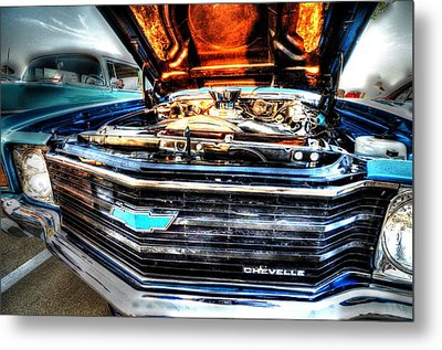 Chevelle Metal Print by David Morefield