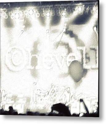 Chevelle- The Red Metal Print