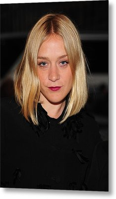 Chloe Sevigny In Attendance Metal Print by Everett