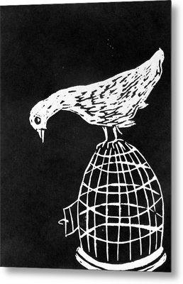 Choice Metal Print by Roselyne Williams