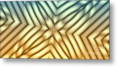 Choices Metal Print by Mo T