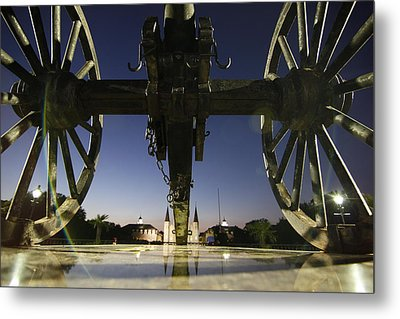 Church And State Metal Print