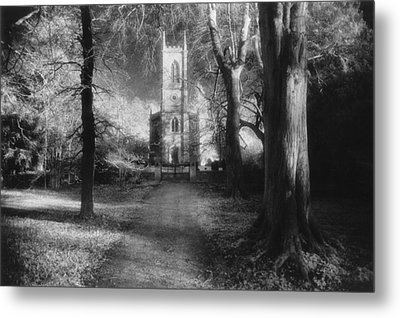 Church Of St Mary Magdalene Metal Print