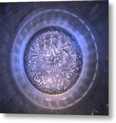 Circle Of Life Metal Print by Marilyn Barton