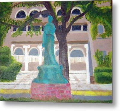 City Club In Baton Rouge Metal Print
