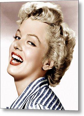 Clash By Night, Marilyn Monroe, 1952 Metal Print by Everett