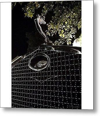 Classic Ford Metal Print by Natasha Marco