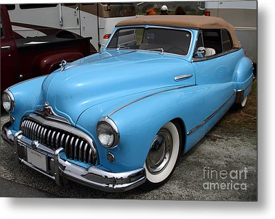 Classic Super Eight  7d15154 Metal Print by Wingsdomain Art and Photography