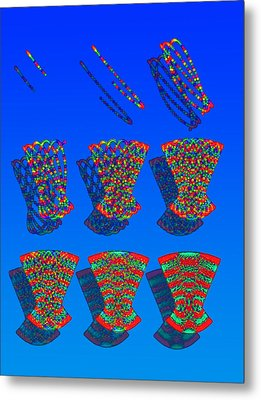 Classical And Quantum Physics Metal Print by Eric Heller