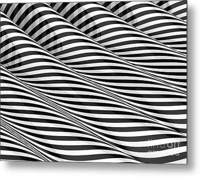 Closer Metal Print by Steve Young