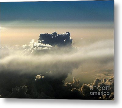 Cloud Series 5 Metal Print