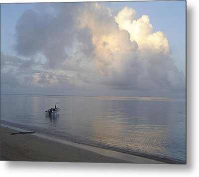 Clouds Metal Print by Pat Archer