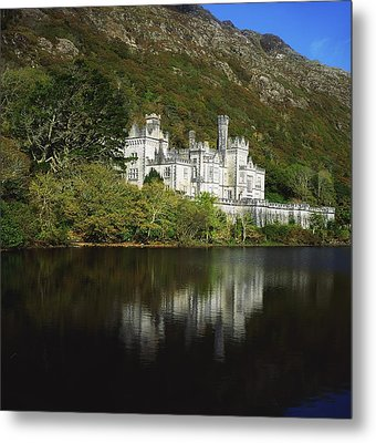 Co Galway, Kylemore Abbey Metal Print by The Irish Image Collection