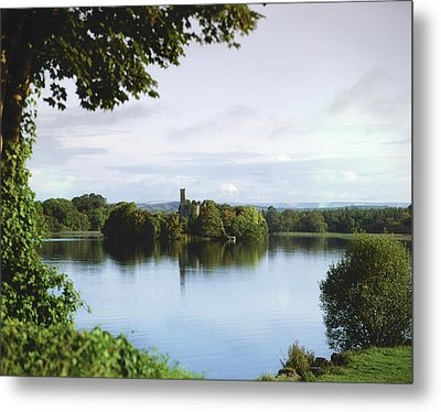 Co Roscommon, Lough Key Metal Print by The Irish Image Collection