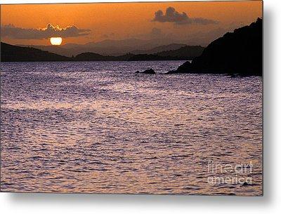 Coast Guard Beach Sunset Metal Print by Thomas R Fletcher