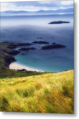 Coast Of Ireland Metal Print