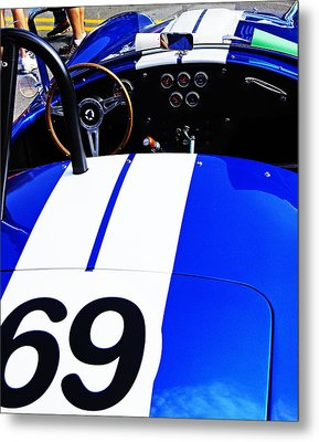 Metal Print featuring the photograph Cobra by Randall  Cogle