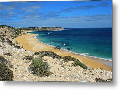 Coffin Bay Np 03 Metal Print by David Barringhaus