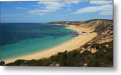 Coffin Bay Np 04 Metal Print by David Barringhaus
