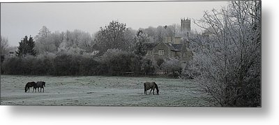Coleshill Metal Print by Michael Standen Smith